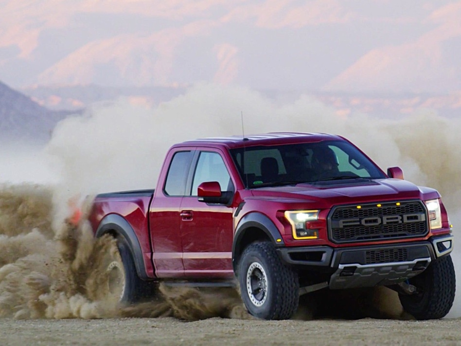 Follow Me Facebook Twitter Linkedin You Instagram The 2017 F 150 Raptor Took Home Best Pickup Truck